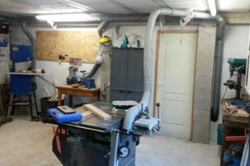 aspirateur atelier