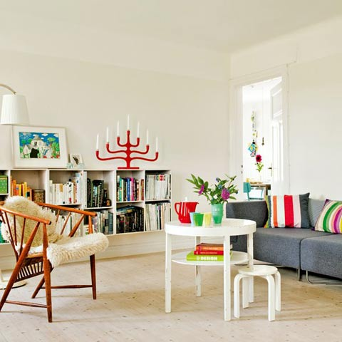 décoration salon tendance scandinave