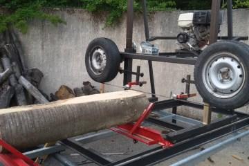 machine a bois portative