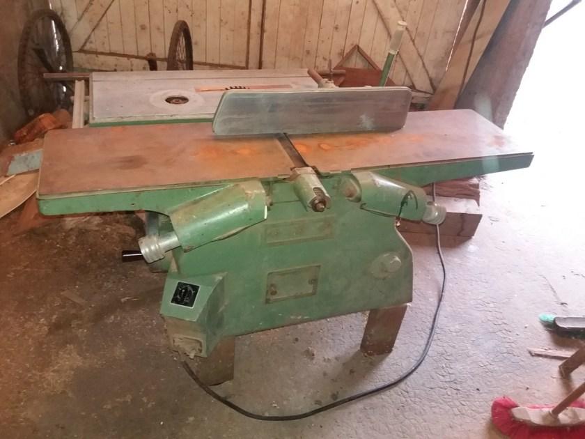 toupie machine a bois