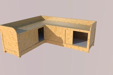 fabriquer un bar en bois