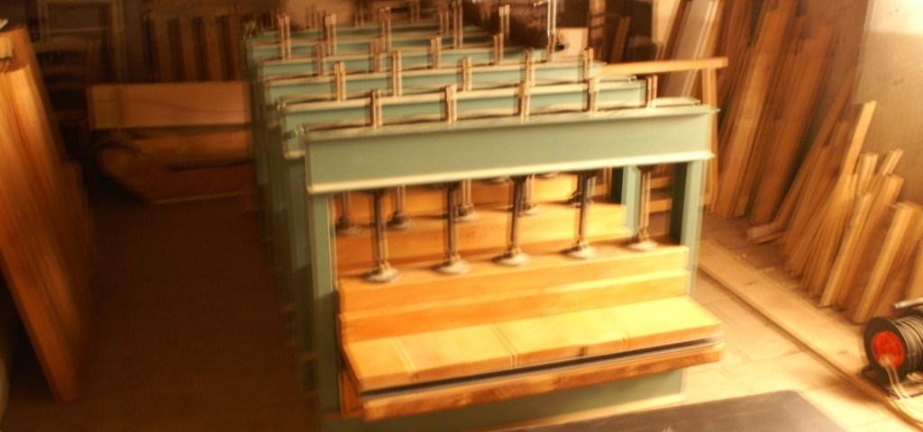 fabrication meuble tv