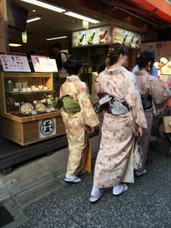 Kiyomizu-zaka, Ninen-zaka, Sannen-zaka