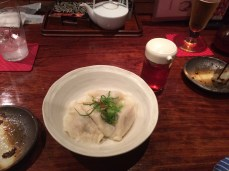 Steamed Gyozas