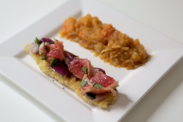 poisson-salsa-pamplemousse-puree-fenouil-carotte-cookin-the-world