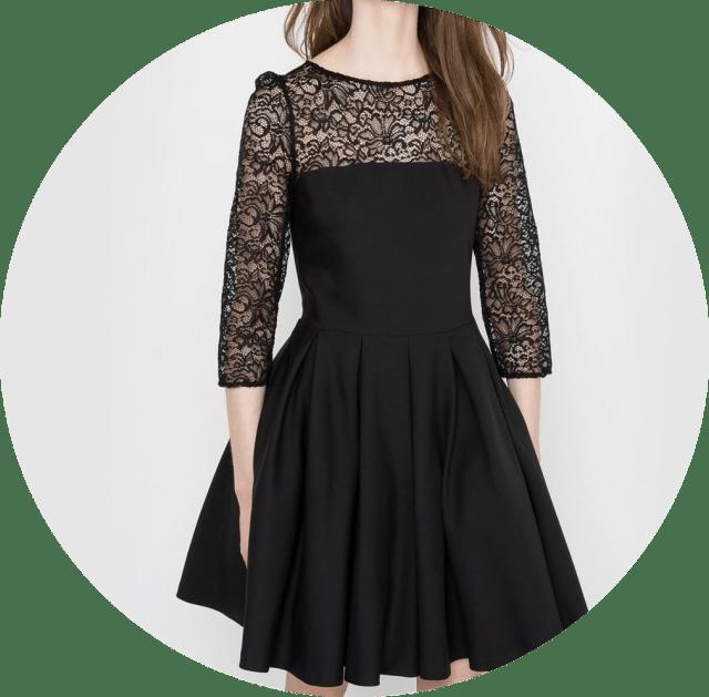 robe-patineuse-noire-la-redoute
