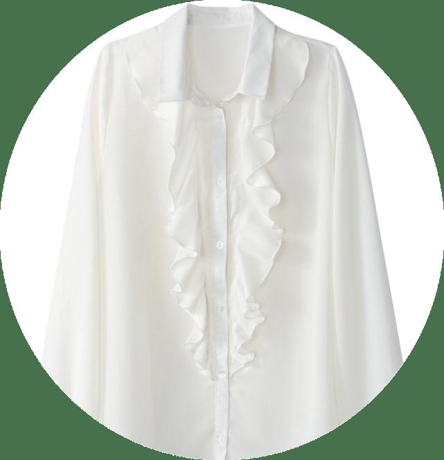 chemise-jabots-la-redoute