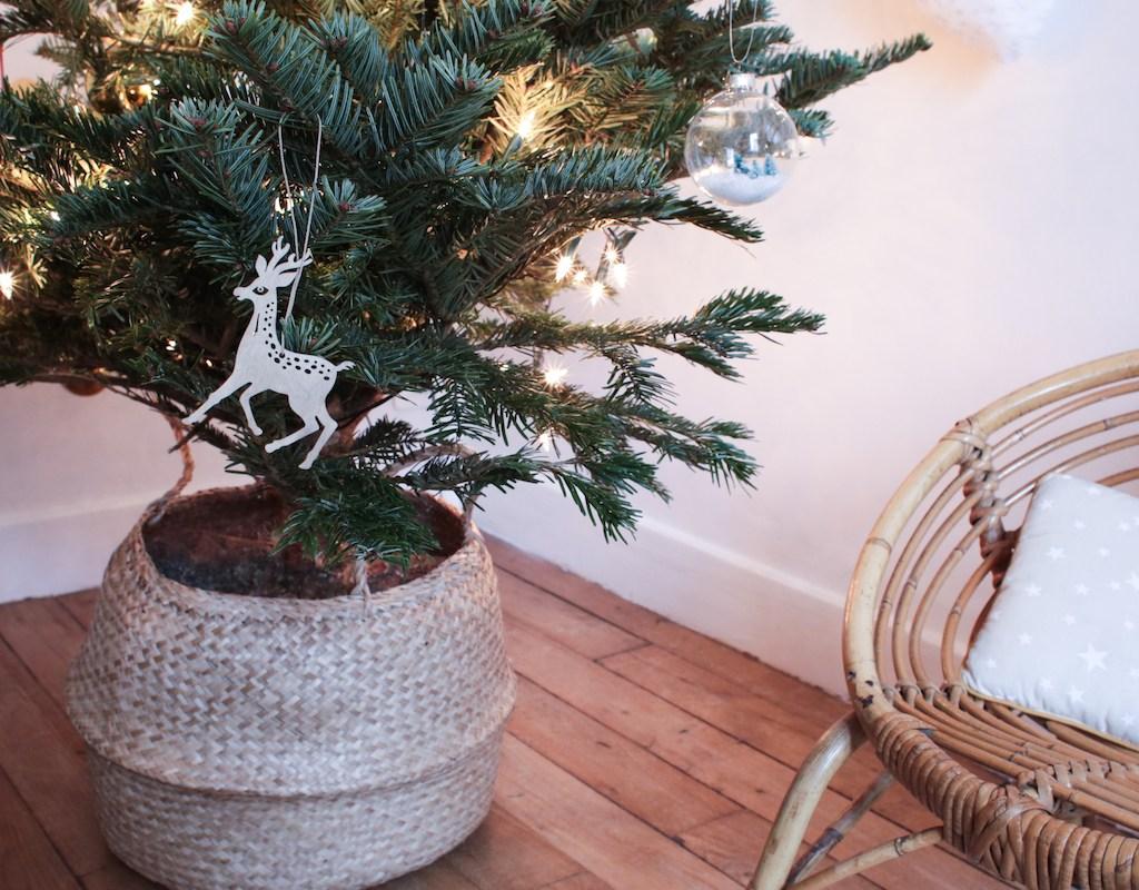 Deco Pied De Sapin la décoration du sapin de noël 2017 - petit champignon de paris
