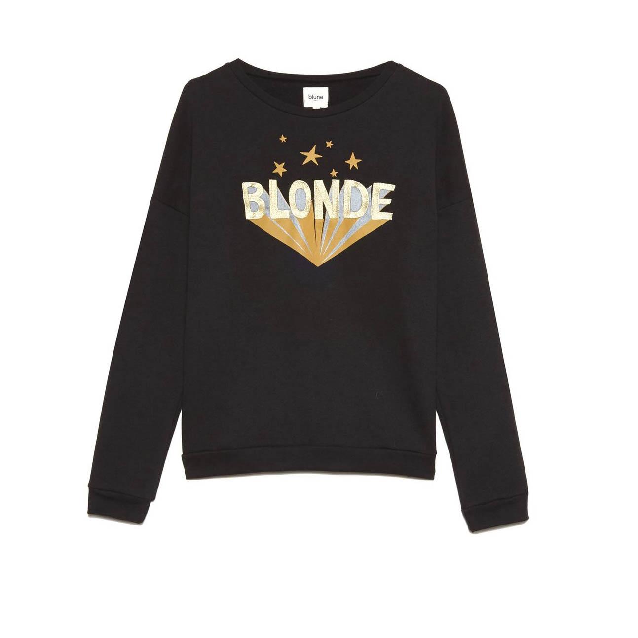 blonde-blune-sweat-la-redoute-molleton-soldes-femme