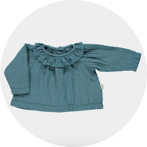 blouse-col-volant-poudre-organic-vert-duck-soldes-plumeti