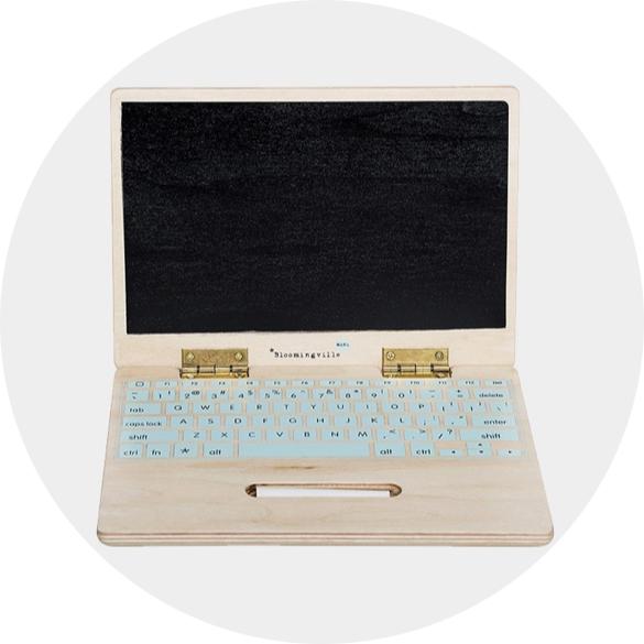 bloomingville-ordinateur-bois-jouet-imitation-cadeau-enfant