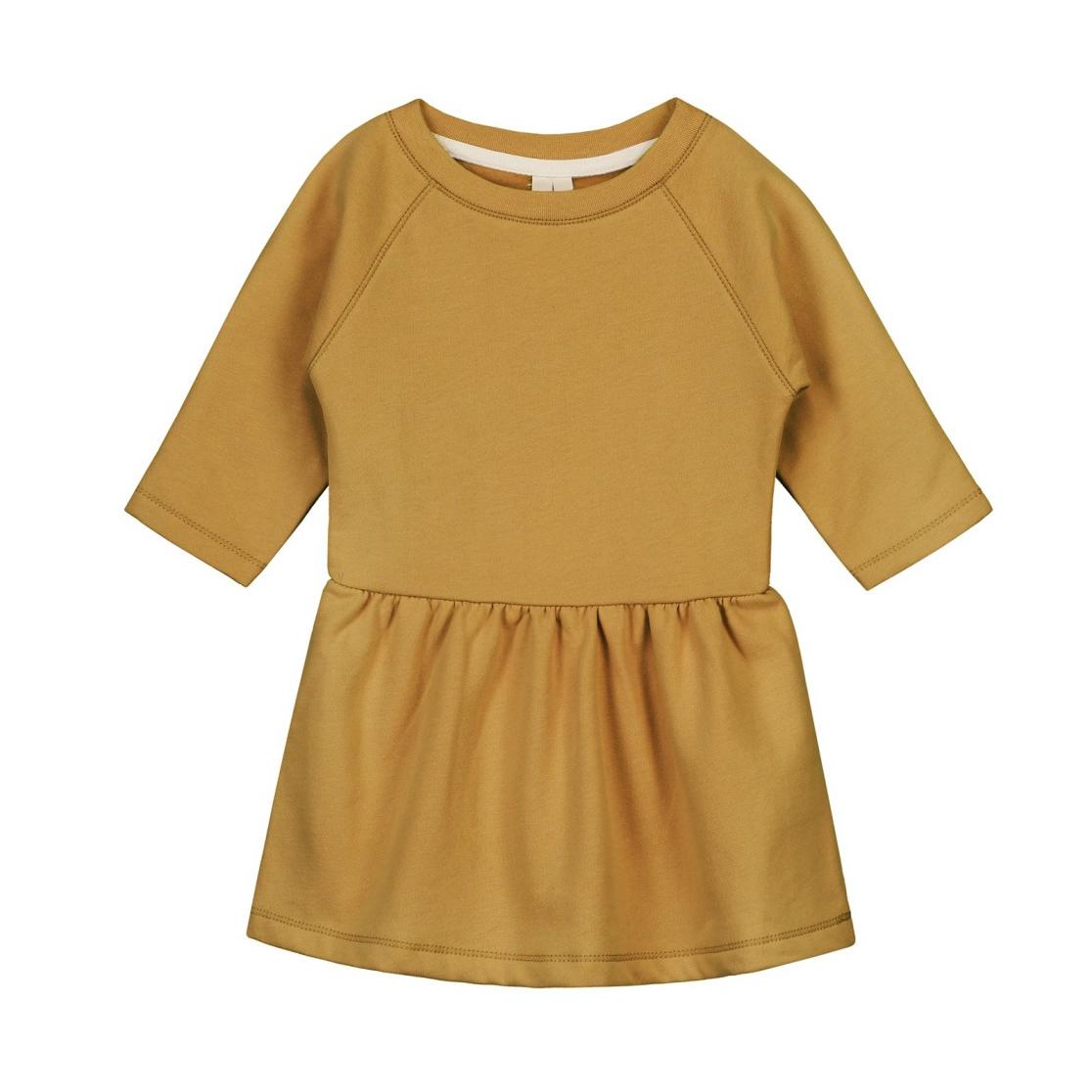 robe-coton-bio-moutarde-grey-label
