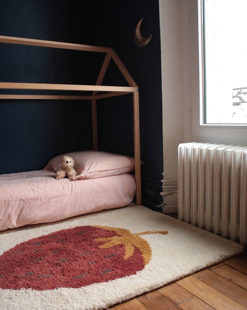 chambre-mila-rose-in-april-ferm-living-lit-cabane