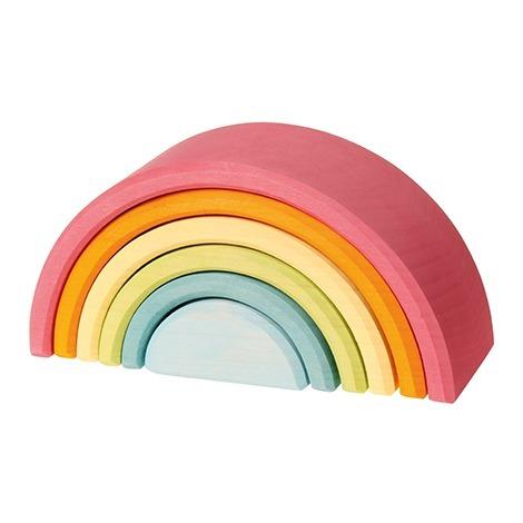 tunnel-pastel-bois-montessori-grimms