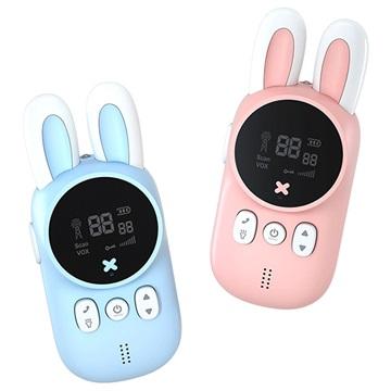 talkie-walkie-enfant-lapin-pastel-kitekoy