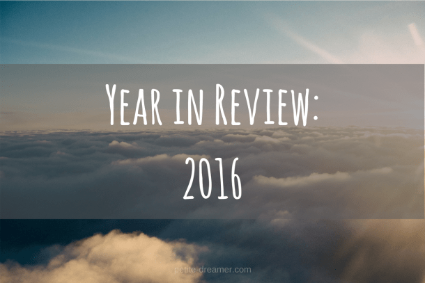 Year in Review 2016