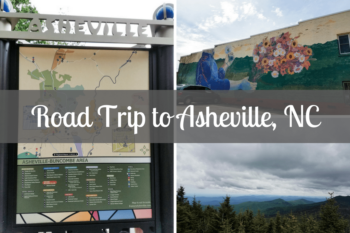 Road Trip to Asheville, NC
