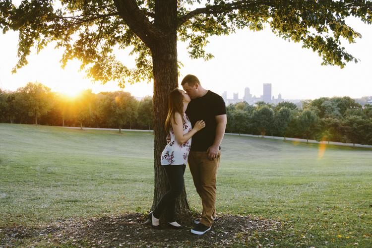 engagement photo | photo credit: Samantha Taylor Photography
