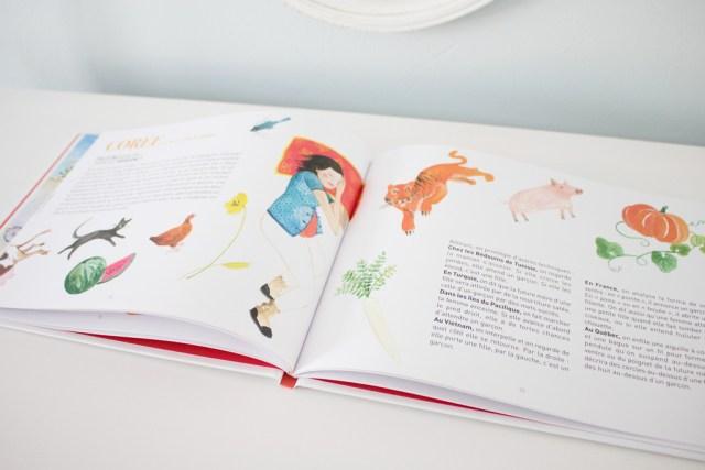 Livre illustré neuf mois autour du monde