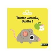 Trotte souris trotte livre sensoriel