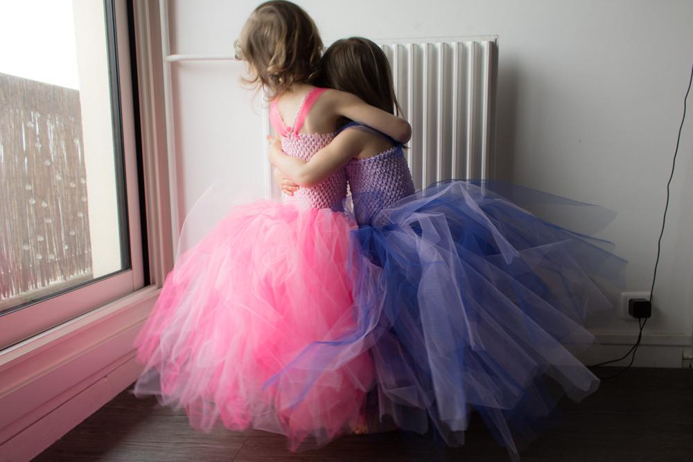 Faire Une Robe De Princesse Sans Couture Tuto Facile Petite Vivi