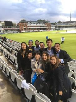 Cricket at Lords