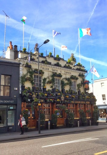 One of many brilliant pubs