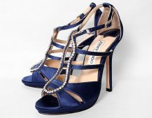 Jimmy Choo Replica Canvas Discount Pumps Sandals JM004