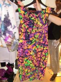 River Island Press Day Womenswear Bright Sequin Dress