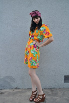 orange-vintage-dress-pink-thrifted-scarf-brown-cynthia-vincent-for-target-sh_400
