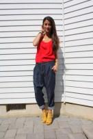 red-cynthia-steffe-top-blue-zara-pants_400