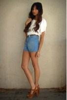 white-mng-top-blue-zara-shorts-brown-jeffrey-campbell-shoes-brown-f21-belt_400