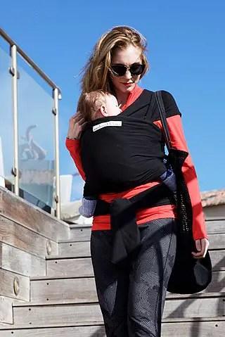 Porte-bébé ergonomique
