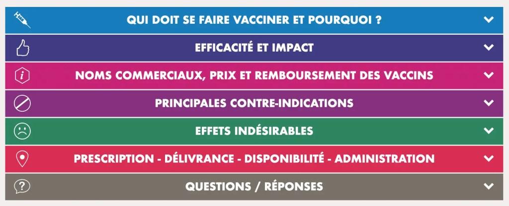 Vacciner bébé : la fiche concernant la rougeole sur le site Vaccination Info Service