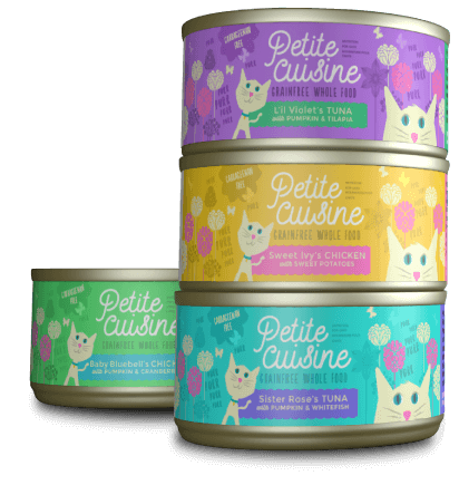 petite cuisine - the freshest choice for cats