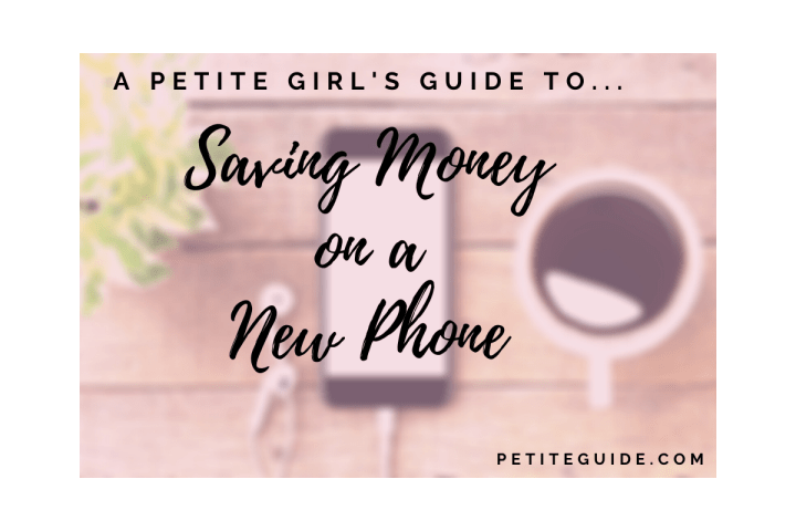 Saving Money on a New Phone