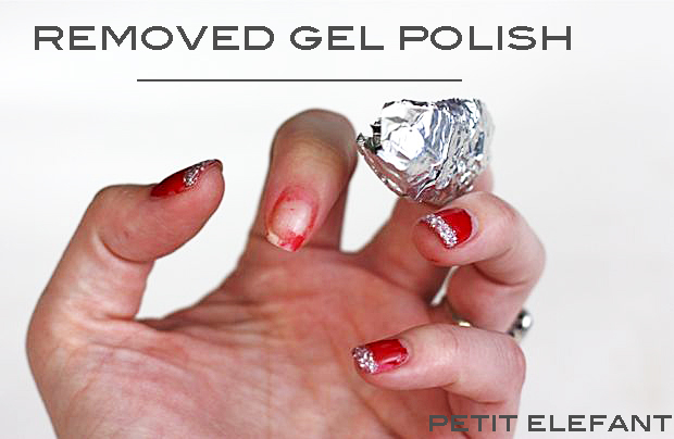 Diy How To Gel Removal