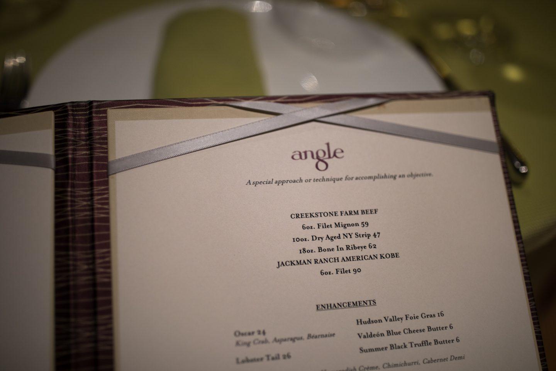 Angle Restaurant Eau Palm Beach
