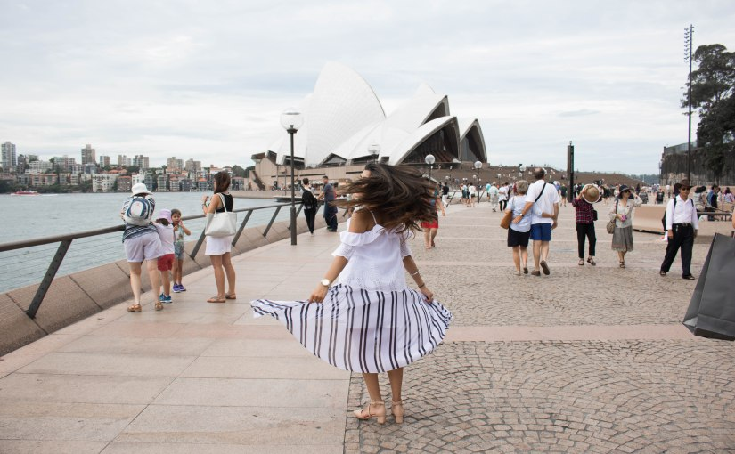 A Shopper's guide to three days in Sydney