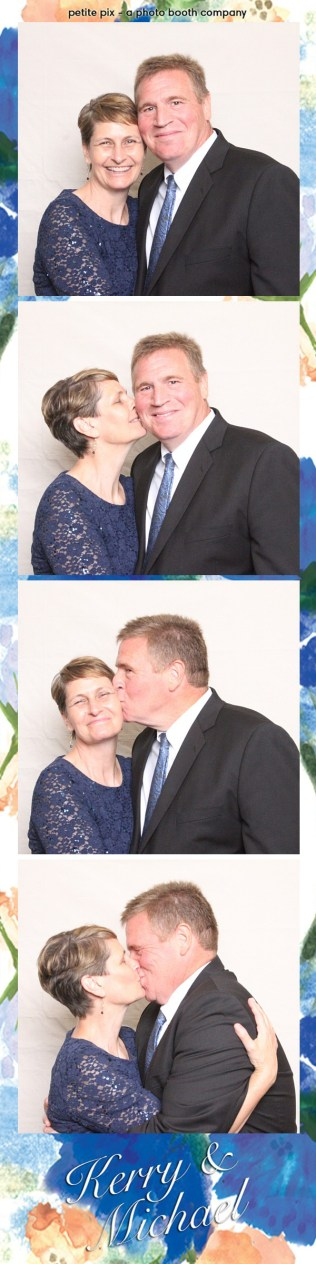Petite Pix Vintage Photo Booth at the Redondo Beach Historic Library for Kerry and Michael's Wedding 9