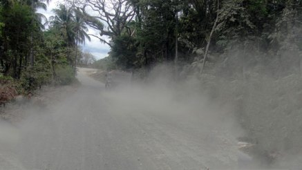 the-dusty-road