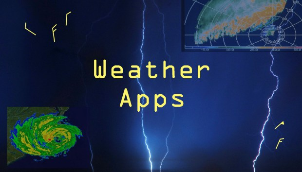 Weather Apps Header