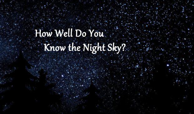 Night Sky Header