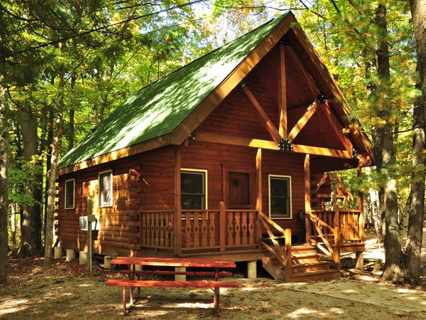 Lake Arrowhead Cabins Texas