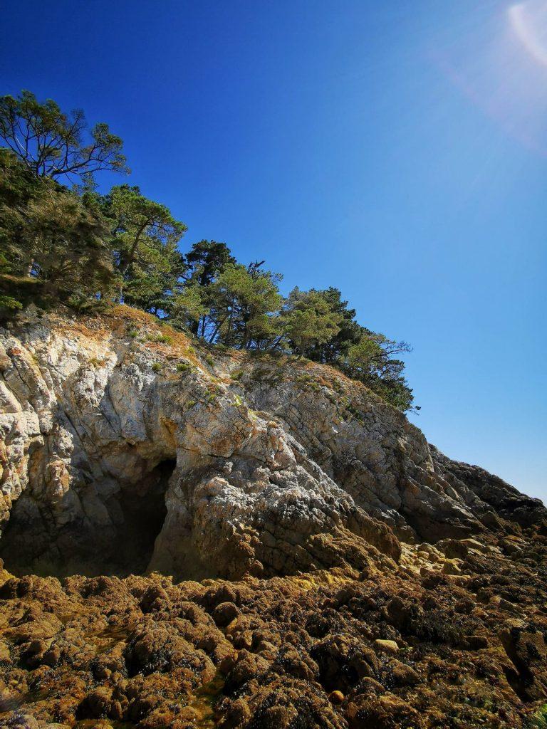 grotte morgat