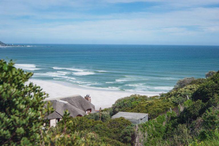 plage en afrique du sud pour passer l'hiver au soleil