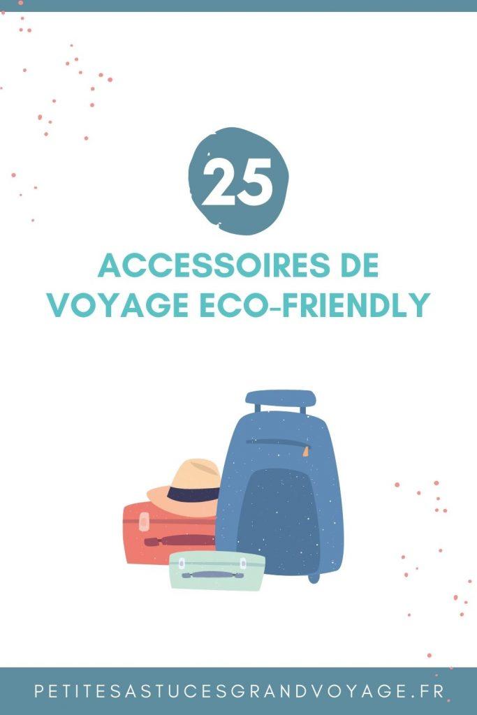 epingle pinterest pour article 25 accessoires de voyage eco-friendly