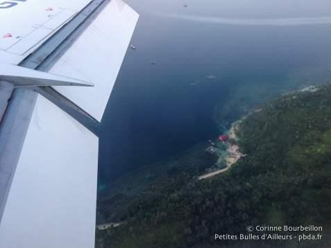 Arrivée en Papouasie. Indonésie, janvier 2015.