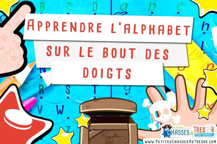 Apprendre l'alphabet en s'amusant
