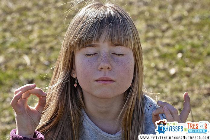 Astuces pour méditer avec des enfants